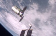 Orbital ATK's Cygnus Cargo Ship Leaves ISS After 72-Day Stay; Frank Culbertson Comments