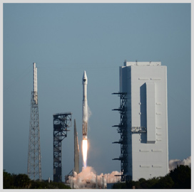 Boeing Launches Final GPS IIF Satellite for Air Force Constellation; Dan Hart Comments - top government contractors - best government contracting event