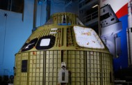 Lockheed Delivers Orion Crew Module to NASA Kennedy Center; Mike Hawes Comments