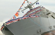 Lockheed Debuts New Navy Littoral Combat Ship; Joe North Comments