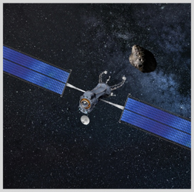 SSL to Design Spacecraft for Asteroid Mission Under NASA JPL Contract - top government contractors - best government contracting event