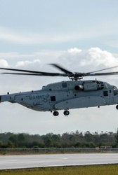 Sikorsky Gets Aircraft Spares Delivery Order for Marine Corps CH-53K Test Article - top government contractors - best government contracting event