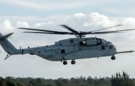 Navy Awards Sikorsky $55M Contract Modification for CH-53K Production Items