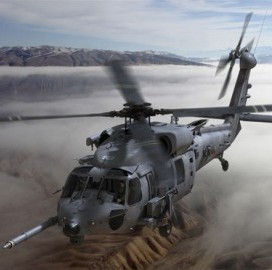 BAE to Provide Missile Warning, 'Friend or Foe' Systems for Sikorsky Combat Rescue Helicopter