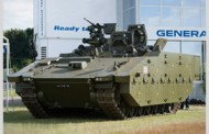 General Dynamics Conducts Air Portability Tests on U.K.'s Ajax Ground Vehicle Platform