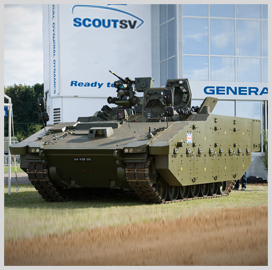 General Dynamics Opens UK Facility for AFV Assembly, Integration, Tests - top government contractors - best government contracting event