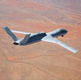 General Atomics' Avenger RPA Conducts Nearly 24-Hour Continuous Flight - top government contractors - best government contracting event