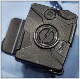 DOJ Requests Info on Body-Worn Cameras for Market Survey - top government contractors - best government contracting event