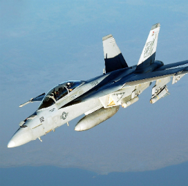 Lockheed Reports $100M in Navy Super Hornet Sensor Upgrade Contracts - top government contractors - best government contracting event