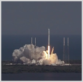 NASA to Launch SpaceX's Dragon for 9th ISS Cargo Resupply Mission in July - top government contractors - best government contracting event