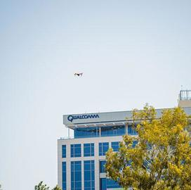 Qualcomm Achieves FAA Authorization to Conduct UAS Test Flights - top government contractors - best government contracting event