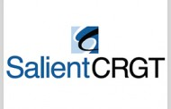 Salient CRGT Secures DoD Engineering, O&M Support BPA; Brad Antle Comments