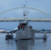 Leidos Secures Navy Contract to Help Build 2nd 'Sea Hunter' Autonomous Vessel - top government contractors - best government contracting event