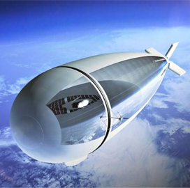 Thales-Finmeccanica JV-Led Team Gets French Govt Support on Stratobus Airship Development Project - top government contractors - best government contracting event