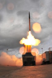 Lockheed-Built THAAD Intercepts Ballistic Missile Target During MDA Test - top government contractors - best government contracting event