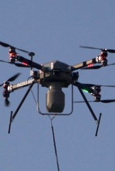 Drone Aviation Gets US Patent for Electric Tethered Platform for UAS; Jay Nussbaum Comments - top government contractors - best government contracting event