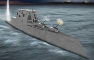 Leonardo DRS to Help Navy Install Zumwalt-Class Destroyer Power System
