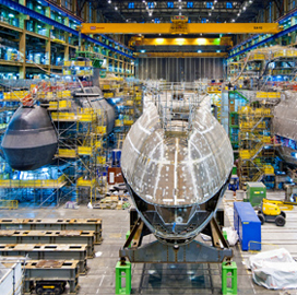 Pennine to Install Digital Radio System at BAE's Submarine Production Facility - top government contractors - best government contracting event