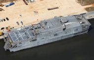 Austal USA Gets Long-Lead Items Procurement Funds for 12th Navy EPF Vessel