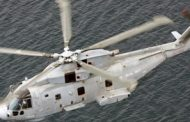 Leonardo Delivers 1st AW101 Helicopter to Norwegian Ministry of Justice and Public Security