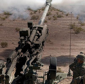 Report: India to Receive BAE-Built Artillery Guns for Tests - top government contractors - best government contracting event