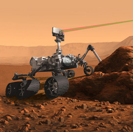 Thales Develops Laser Tech for NASA's Mars Rover - top government contractors - best government contracting event