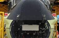 Finmeccanica Unveils New E-Scan Airborne Surveillance Radar for UAVs