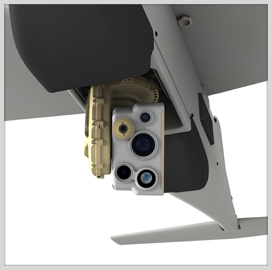 AeroVironment Showcases Mantis i45 EO/IR Payload for UAS at Unmanned Tech Conference - top government contractors - best government contracting event