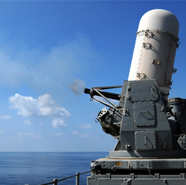 Report: Babcock to Include Raytheon Tech in Laser Directed-Energy Weapon Offering for U.K. - top government contractors - best government contracting event