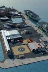 BAE Systems' Queen Elizabeth Carrier Specialization Center in UK Nears Completion - top government contractors - best government contracting event