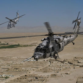Sikorsky Completes Combat Rescue Helicopter Air Vehicle Preliminary Design Review - top government contractors - best government contracting event