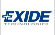 Exide Receives DoD Grant to Expand Submarine Batteries Production at Fort Smith