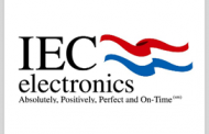 IEC Electronics to Develop Communications Equipment for Top Global Defense Company