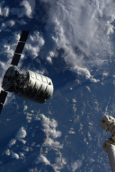 Orbital ATK's Cygnus Concludes 5th ISS Cargo Delivery Mission - top government contractors - best government contracting event