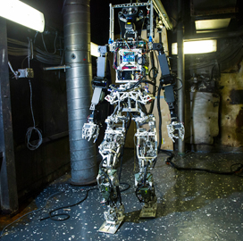 Georgia Tech, ONR Develop AI Software for Robots; Marc Steinberg Comments - top government contractors - best government contracting event