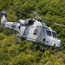 General Dynamics Integrates Link 16 Datalink System on Leonardo-Finmeccanica Export Helicopter - top government contractors - best government contracting event