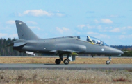 BAE Hands Over Updated Hawk Trainer Aircraft to Australian Air Force