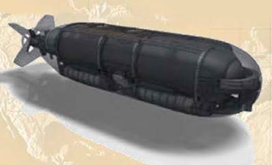 Dry Combat Submersible