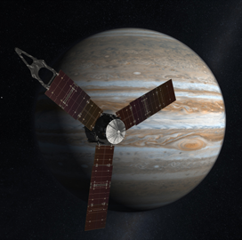 Microsemi Product Line Continues to Support NASA Juno Spacecraft Mission in Jupiter - top government contractors - best government contracting event