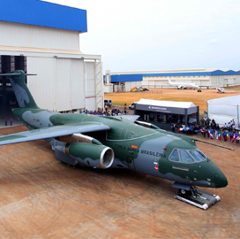 Report: Boeing, Embraer Eye US-Based Military Aircraft Production Hub - top government contractors - best government contracting event