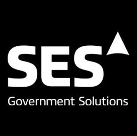 SES subsidiary to provide satellite communications services for AFRICOM; Pete Hoene comments - top government contractors - best government contracting event
