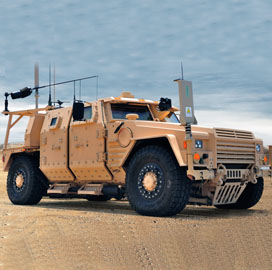 Lockheed Gets Navy Approval for IED Countermeasure System - top government contractors - best government contracting event