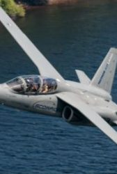 Air Force Fit-Tests ISR Pod on Textron-Built Scorpion Light Attack Aircraft - top government contractors - best government contracting event