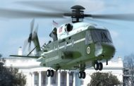 Lockheed Conducts VH-92A Presidential Helicopter Initial Flight