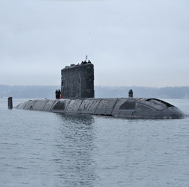 Lockheed to Extend Support for Canada's Victoria-Class Submarine Fire Control Tech - top government contractors - best government contracting event