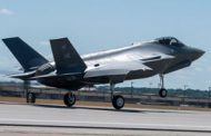 BAE Marks F-35 Component Production Milestone