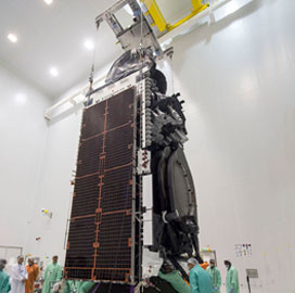 Intelsat Launches Second Satellite for C- and Ku-Band Capacity in EMEA Region - top government contractors - best government contracting event