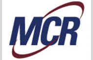 MCR Federal Lands Task Order to SupportArmy's Fixed Wing Project Office