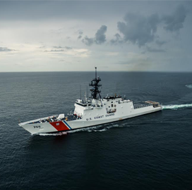 HII-Built 'Munro' National Security Cutter Completes Builder's Sea Trials - top government contractors - best government contracting event