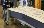 ORNL's Trim & Drill Tool for Boeing Sets Guinness World Record for Largest 3D-Printed Item